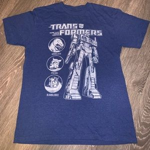 Other - Dope Transformers Graphic Tee